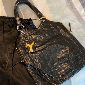 🔥SALE🔥YSL- Croc satchel